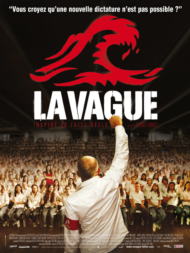 affiche film La Vague